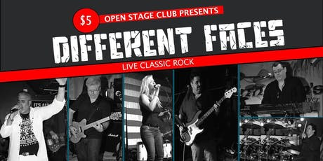 Different Faces - Live Classic Rock tickets
