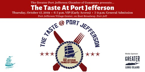 The Taste At Port Jefferson