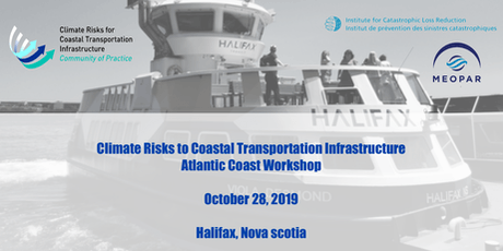 Climate Risks for Coastal Transportation Infrastructure in Atlantic Canada tickets