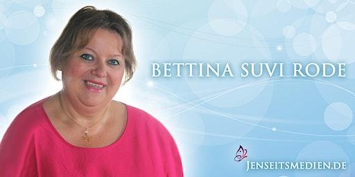 Medialer Abend mit Bettina-Suvi Rode in Essen