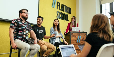 How to Survive a Tech Bootcamp | Flatiron School Alumni Panel (Chicago) tickets