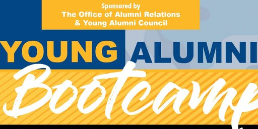 YOUNG ALUMNI BOOT CAMP FITNESS
