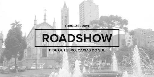 Formlabs Caxias do Sul Roadshow 2019