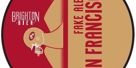 FAKE ALE OF SAN FRANCISCO - BEER LAUNCH | Brighton Bierhaus tickets