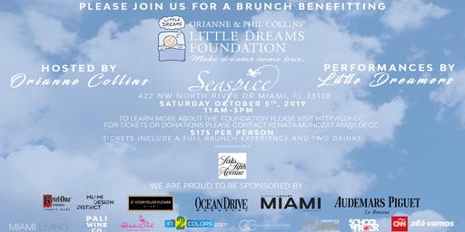 Little Dreams Foundation Brunch