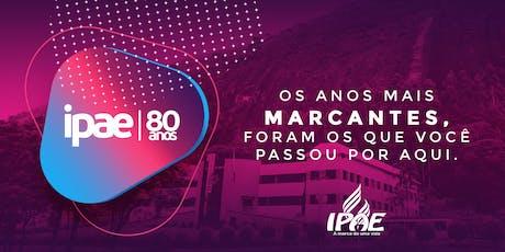 Lançamento do CD Comemorativo - IPAE 80 ANOS ingressos