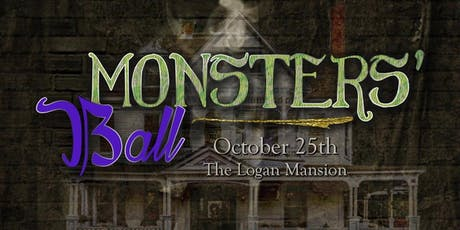 Logan Mansion Monster Ball - Are you brave enough? tickets