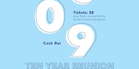 Centennial Class of 2009 Ten Year Reunion tickets
