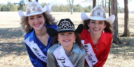 Miss Ozark Rodeo Association Pageant Fashion Show tickets