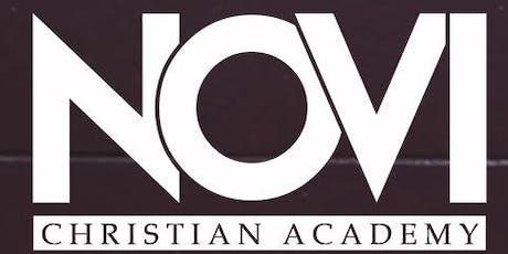 Preparing for College Night - Novi Christian Academy tickets