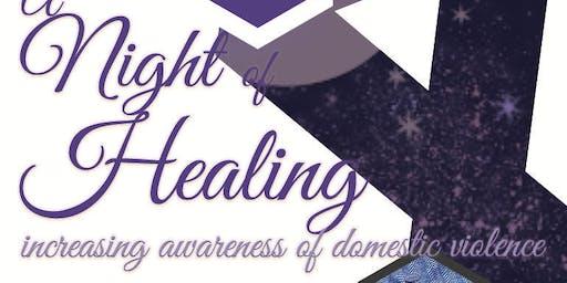 A Night of Healing | Increasing awareness of Domestic Violence
