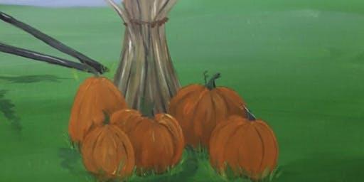 October Faith and Paint