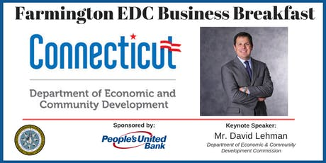 Farmington EDC  FREE Business Breakfast tickets