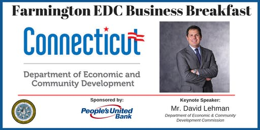 Farmington EDC  FREE Business Breakfast
