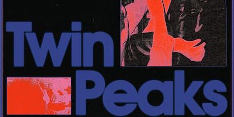 Twin Peaks tickets