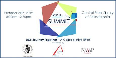 The 2019 ERG Summit Presented by ALPFA, NABA & NAAAP Philadelphia tickets