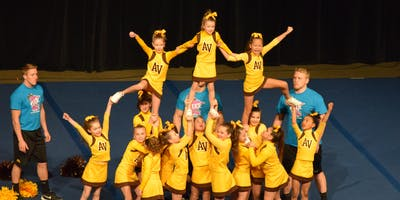 Apple Valley Little Leaders Clinic (Cheerleading)