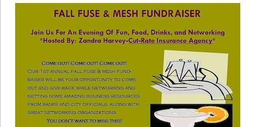 Fall Fuse & Mesh Fundraiser