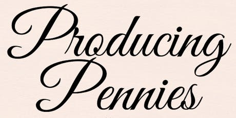 Producing Pennies - Personal Money Management for the Performing Arts (Live Stream) tickets