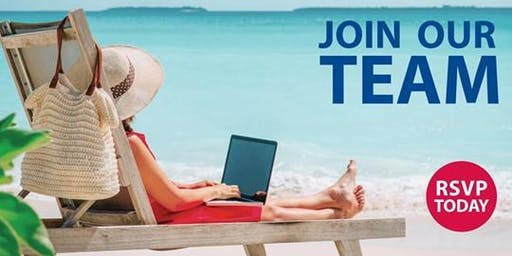 Launch Your Travel Career - Expedia CruiseShipCenters - Midtown Toronto Info Session