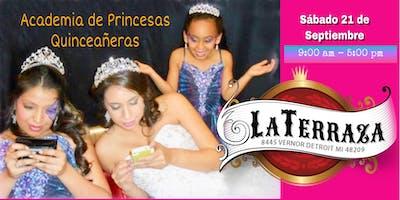 ACADEMIA DE PRINCESAS QUINCEAÑERAS VIP DUO (2 boletos)