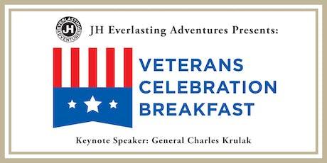 Veterans Celebration Breakfast tickets