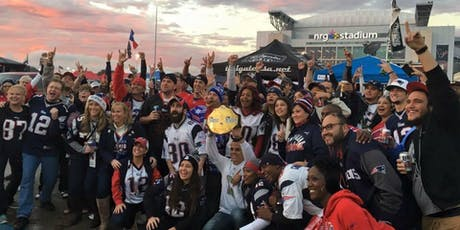 Houston Patriots Fans Tailgate  tickets