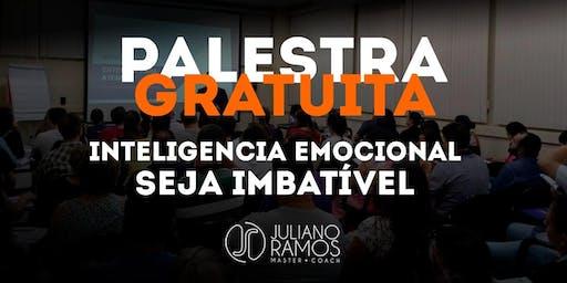 PALESTRA GRATUITA - Use a Inteligência Emocional para ser IMBATÍVEL