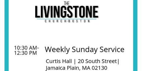 The Livingstone Church - Boston tickets