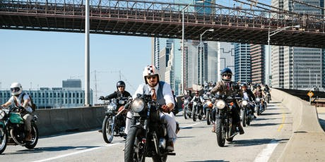 NYC Distinguished Gentleman's Ride PreParty tickets