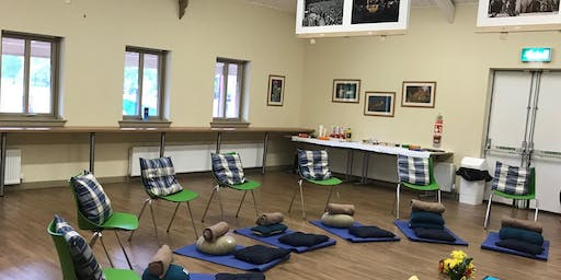 Mindfulness Retreat Day of Practice