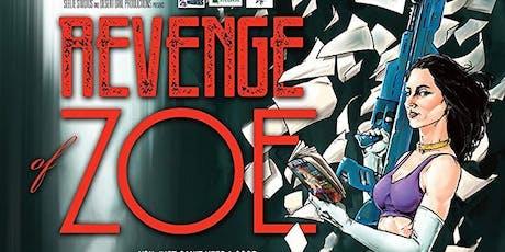 Revenge of Zoe tickets
