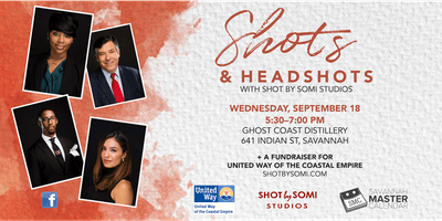 Shots and Headshots with Shot by Somi Studios