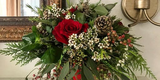 Holiday Arrangements at White Star Market
