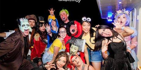 Halloween Massacre Haunted Yacht Party tickets