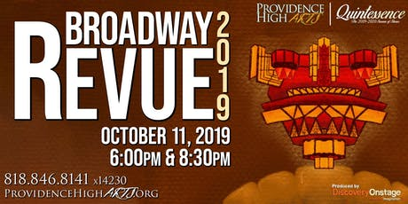 Providence High Arts' Broadway Revue 2019   8:30pm tickets