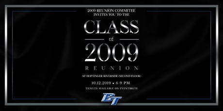 Bartram Trail's Class Of 09' Ten Year Reunion Celebration tickets