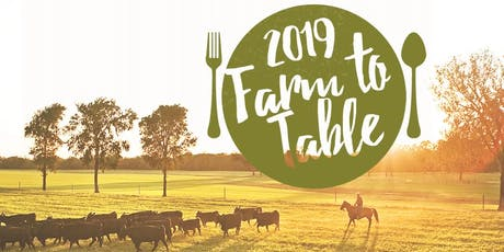 Annual Farm to Table Dinner tickets