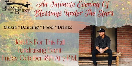 Blessings Under The Stars tickets