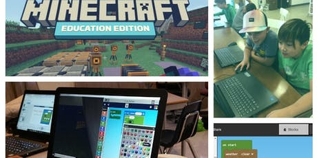 Anne McClymont Elementary School: Grade 4 and 5 Minecraft Modding (September-October 2019) tickets