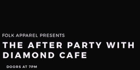 Diamond Cafe at FOLK tickets