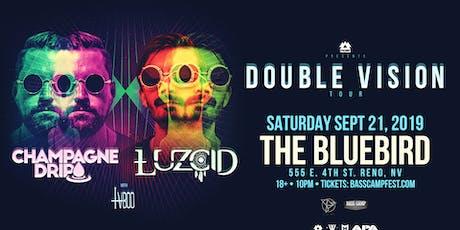 Champagne Drip & Luzcid Double Vision Tour tickets