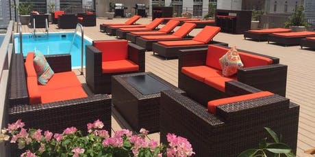 HALLOWEEN ROOFTOP POOL PARTY tickets