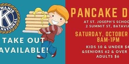 Kiwanis Club Pancake Day