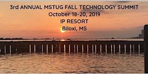 MSTUG 2019 Fall Technology Summit - Attendees