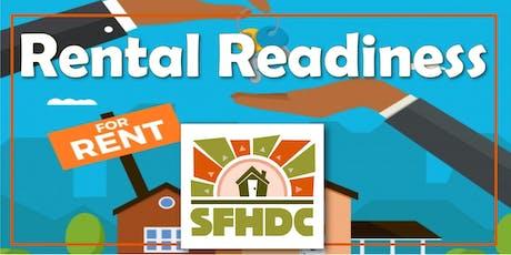 10/23/2019 Rental Readiness @SFHDC tickets