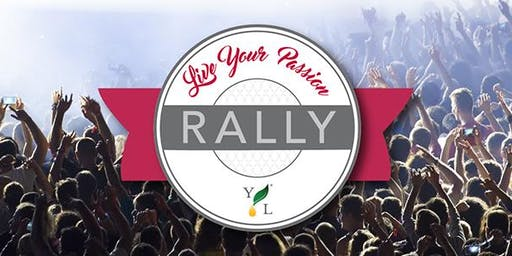 Live Your Passion Rally London ON - Living above the Wellness Line!