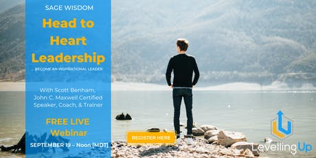 Head to Heart Leadership - Sage Wisdom from LevellingUp tickets
