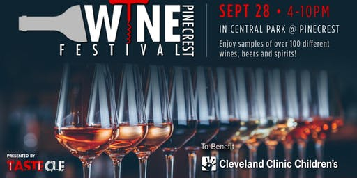 Pinecrest Wine Festival