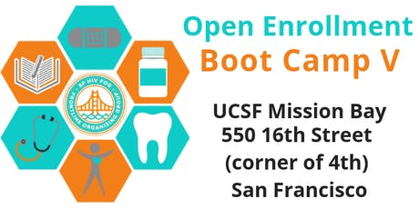 SF HIV FOG Open Enrollment Boot Camp V tickets